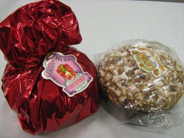 Panettoni, torroni e cioccolato da Norcia